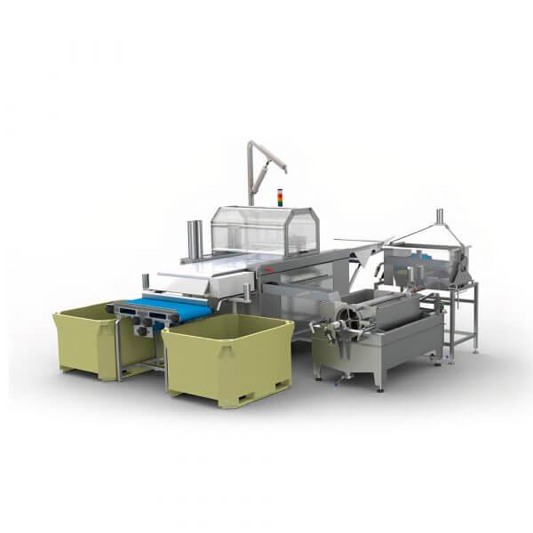 RAF Brine injection machine system