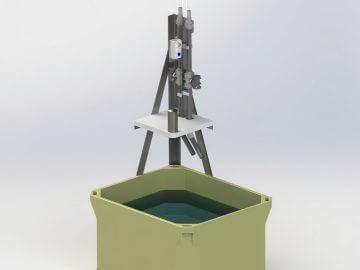 RAF Brine mixing system
