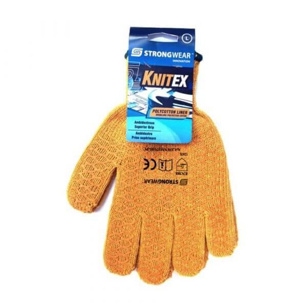 Strongwear work gloves - Knitex