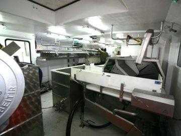 Cleopatra 50 fishing boat