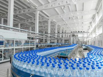 Conveyor system bottling
