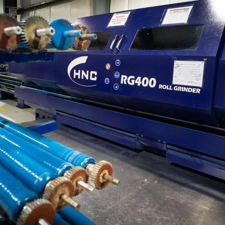 Custom rollers, Martak Industrial