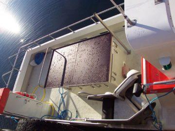 Cleopatra 31 fishing boat