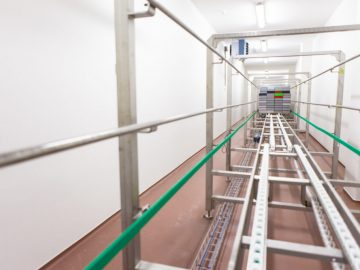 SEMI-STAAL Conveyor Systems Empty 02