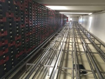 SEMI-STAAL Conveyor Systems General View 02