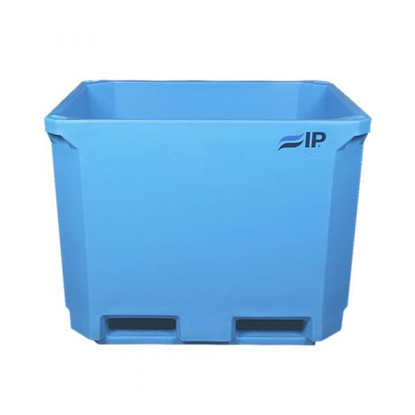 IP 380L cold insulated plastic container