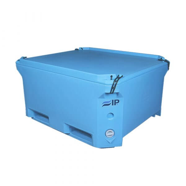 IP 460L cold insulated plastic container