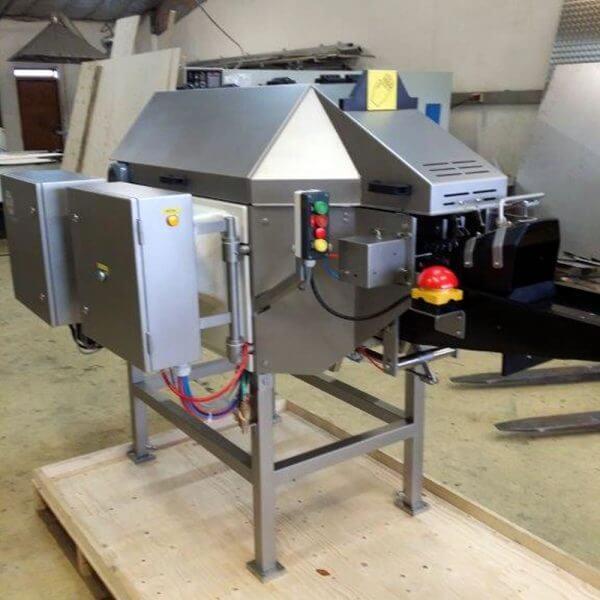 MESA 957 fishing processing machine